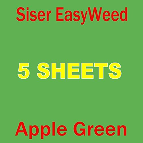 5 sheets of 12