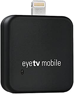 Geniatech EyeTV Mobile TV-Tuner für den Dock-Anschluss (iPad & iPhone 4S) schwarz