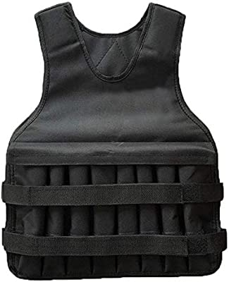Chalecos de peso, Unisex Ajustable Camuflaje ponderado Chaleco Cómodo debajo de la camisa Chaleco de peso Para entrenamientos de fitness Ejercicio de jogging Pesos no incluidos Chaleco del ejercicio d: Amazon.es: Hogar