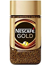 Nescafe Gold Instant Coffee, 50g - 2724337976415