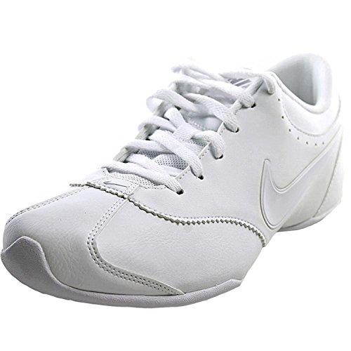 Nike Womens Cheer Unite Sneakers, White, 36 B(M) EU/3 B(M) UK