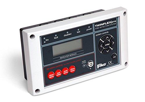 Fike Twinflex Pro Repetidor Panel 4 Zona o 8 Zona (505 0010 ...