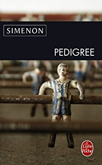 Pedigree  par Simenon