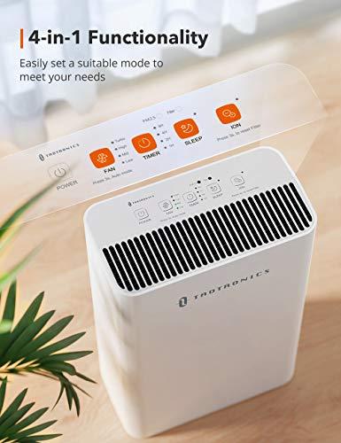 15% off a TaoTronics HEPA air purifier