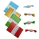 Penta Angel Candy Wrappers 400Pcs Twisting Wax