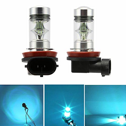 green led fog lights h11 - 6