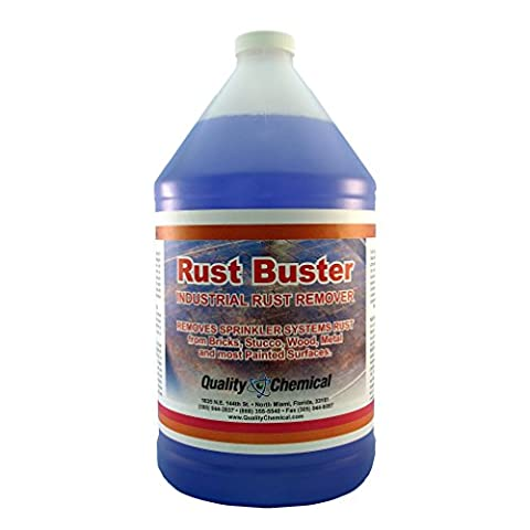 Rust Buster - 1 gallon - Corrosion Buster