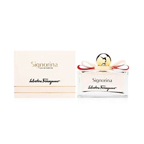 (Signorina by Salvatore Ferragamo Eau De Parfum Spray 3.4 oz (Women))