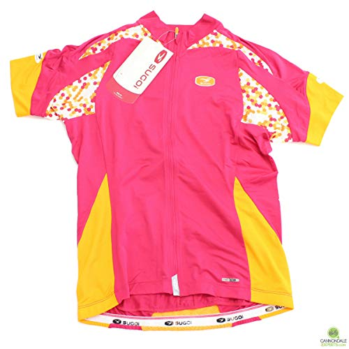 Sugoi Women's RS Pro Jersey, Bright Rose, Small ()