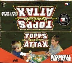 2010 Topps Attax Baseball box