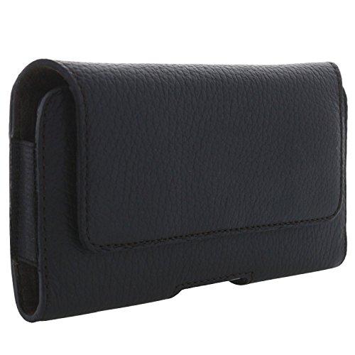 Gürteltasche mit Schlaufe Handy Tasche für Apple iPhone 6 6s 7 - Hülle Etui Case