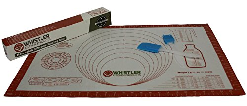 Whistler Products Silicone Measurements Conversions product image