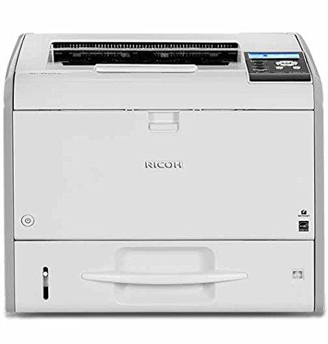 Ricoh 407311 SP 4510DN LED Printer - Monochrome - 1200 x 1200 dpi Print - Plain Paper Print - Desktop - 42 ppm Mono Print - 1600 sheets Input - 150000