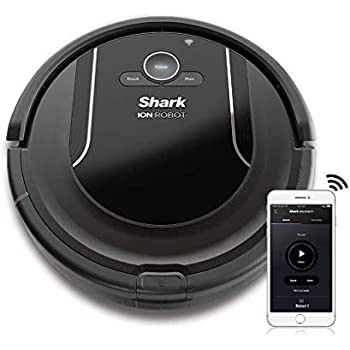 Amazon Com Shark Ion Robot Vacuum R75 Wifi Connected