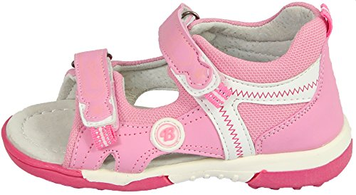 Kinder Sandale Lea Unisex Sandalen Farbe Pink in versch. Größen 24-28 Pink