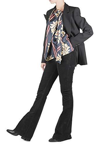 Ptd Donna Dondup Dp241 Vs0012 Nero Jeans wz5Kx4XqS