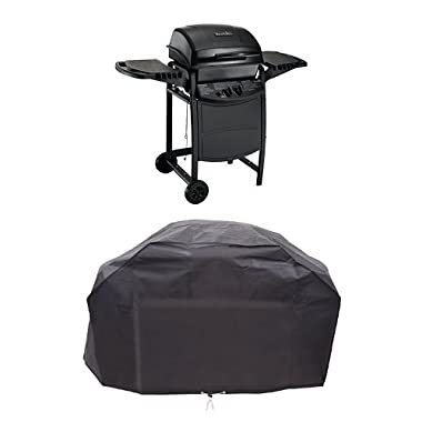 Char-Broil Classic 280 2-Burner Gas Grill + Cover