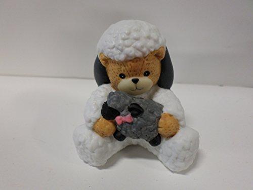 Lucy & Me Series (Enesco) **Bear Dressed as a Sheep Figurine** 107646