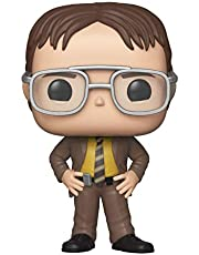 "FunKo POP! Television The Office Dwight Schrute 3.75"" Vinyl Figure"