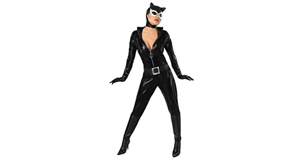 Amazon.com: Batman Secret Wishes Catwoman Sexy para mujer ...
