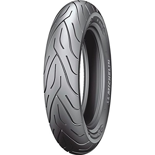 Michelin Commander II Front Motorcycle Tire MH90-21 (54H) - Fits: Harley-Davidson CVO Dyna Super Glide FXDSE 2007-2008 ()