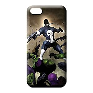 iphone 5 5s cover Protection Hd mobile phone carrying shells punisher i4