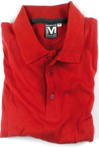 Camiseta polo restaurante Pizzeria Camarero Tenis Hombre Moda Blanca Rosa Verde Azul, rojo, X-Large: Amazon.es: Deportes y aire libre