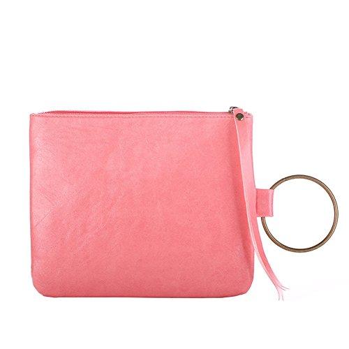 Badiya - Cartera de mano para mujer Woman, morado (morado) - CHB03815PP rosa