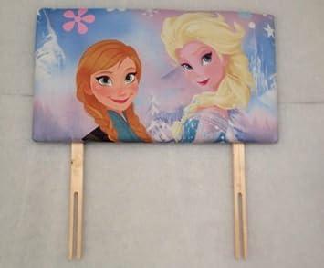 Frozen Disney Pour Enfant Tete De Lit Pour Enfant Pour Lit Simple