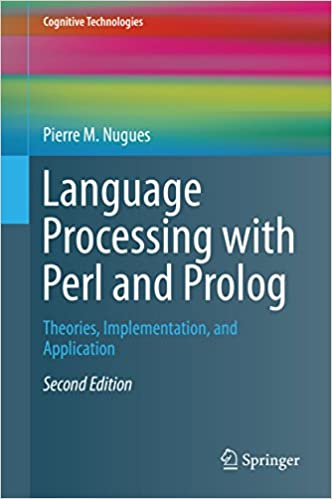 Language Processing with Perl and Prolog: Theories,