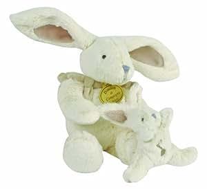 Doudou et Compagnie DC2099 Bonbon - Conejo de peluche en caja de música