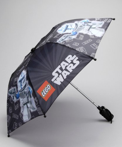 Star Wars Lego Boy's Collapsible Umbrella