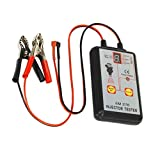 KOLSOL EM276 Automotive Injector Tester 4 Pluse Modes Powerful Fuel System Scan Tool Fuel Injector Tester