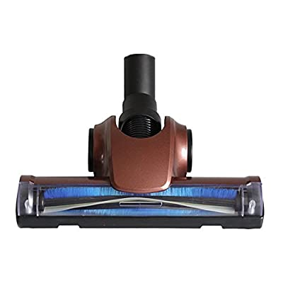 """1 1/4"""" 32mm Hardwood Floor Brush Replacement for Henry, Vax and Electrolux Soft Dusting Brush Tool With Wheels Washable Vacuum Cleaner Accessories"""