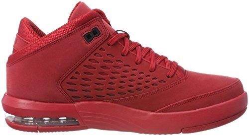 Nike Herren Jordan Flight Origin 4 Basketschuhe Rot (palestra Redblack 601)