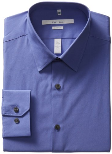 Perry Ellis Portfolio Solid Dress