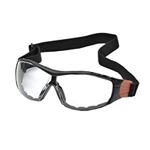 Amazon.com : Elvex Go-Specs II Safety Glasses with Strap