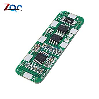 3 Packs 3S 18650 Li-ion Lithium Battery Pretection Board 3S BMS PCB