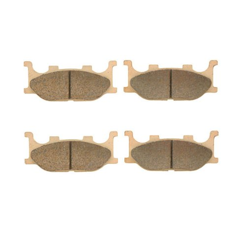 2007-2016 Yamaha V Star 1300 XVS1300 A/CT Tourer Sintered HH Front Brake Pads