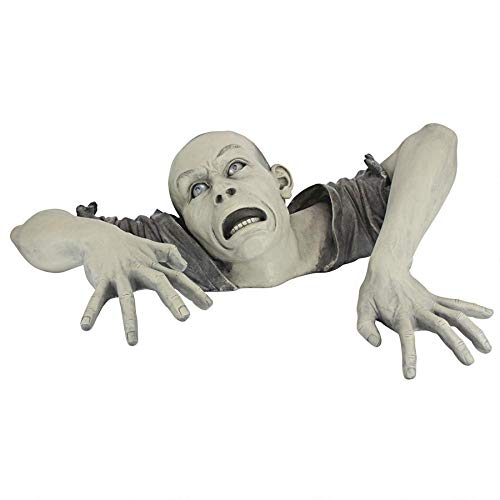 Design Toscano The Zombie of Montclaire Moors Garden Statue Now $55.99 (Was $135.95 )