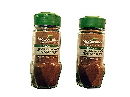McCormick Gourmet Organic Ground Saigon Cinnamon Multipac...