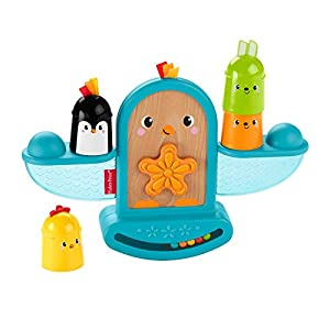 Fisher-Price Stack and Rattle Birdie...