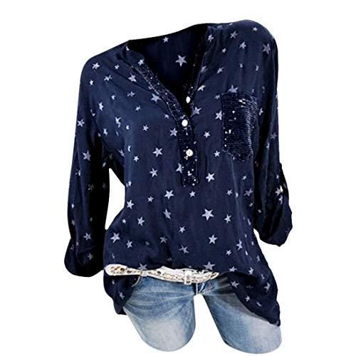 40 Bleu Bleu KaloryWee Dbardeur Snavy Femme xBOwI7