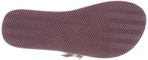 Donna Mauve Ciabatte Tamaris Multicolore 27254 Stripes xBCqAn
