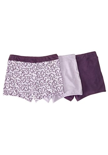 Purple Boyshorts - 9