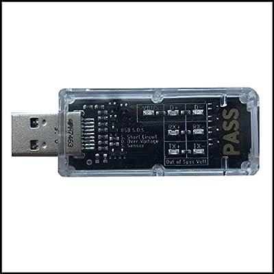 PassMark USB Short Circuit Tester USB SOS