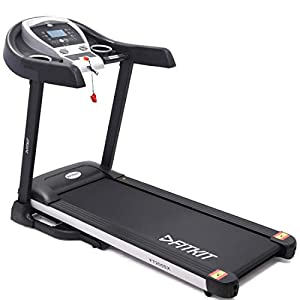 Fitkit ft200 best motorized treadmill in India