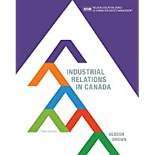 Industrial Relations in Canada