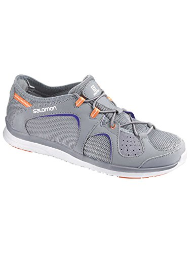 Pearl Grey Baskets Femme Blue spectrum Salomon Light Cove vrIqfXI