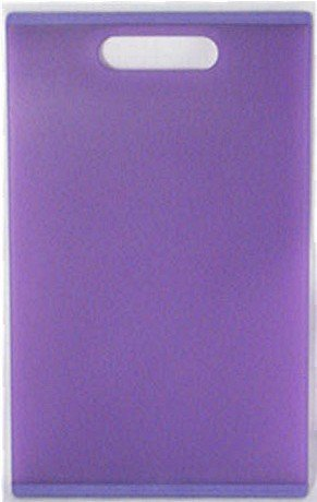 Cutting Safe Oneida Dishwasher Board (Oneida Purple Durable Cutting Board Santoprene 12 Inches)